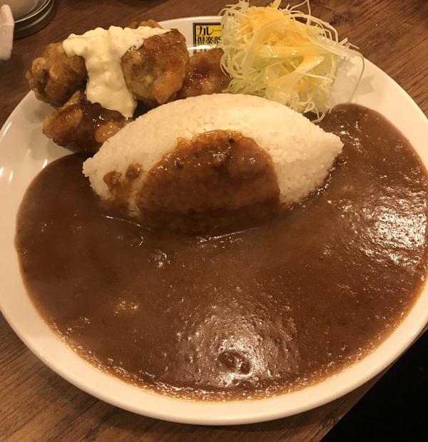 山田カレー