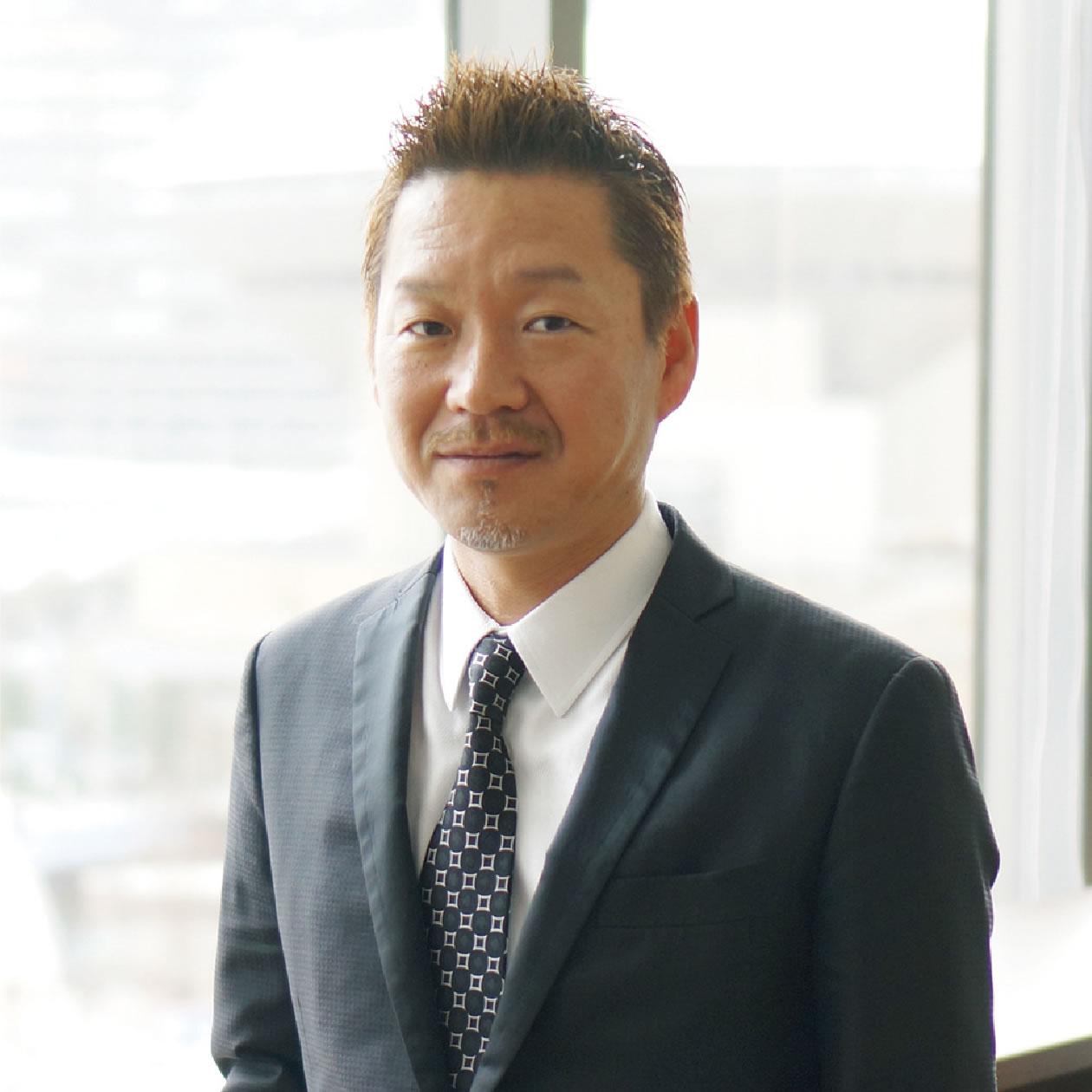 代表取締役 / 谷 和雄