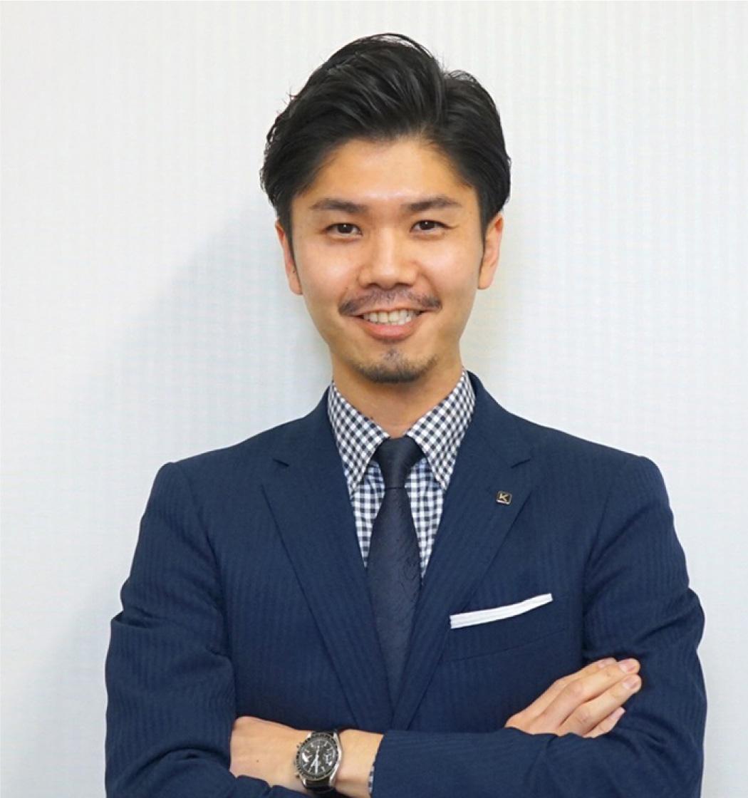 営業部 / 関谷光 / 2011年度入社