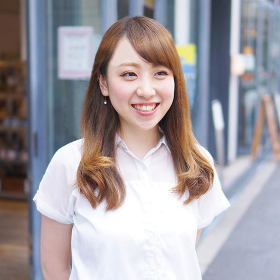 制作部 / 山田万里子 / 2015年度入社