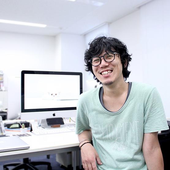制作部 / 江尻 健太 / 2011年入社