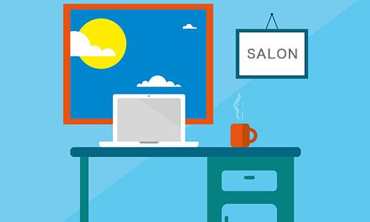美容師さん個人が独立開業する時のサロンホームページ作成のポイント