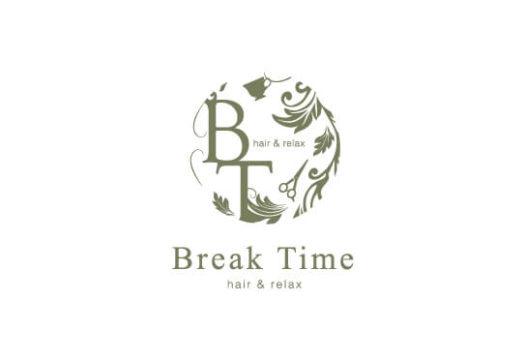 Break Time様 ロゴ