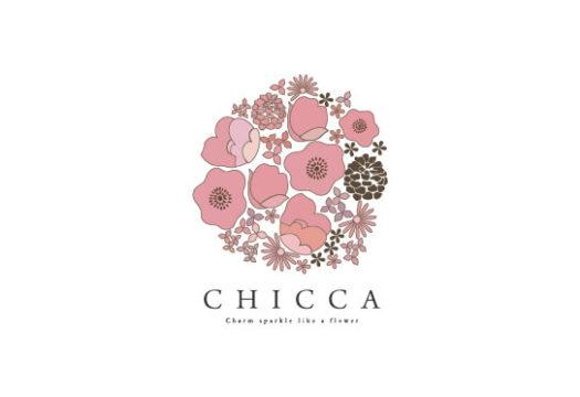CHICCA様 ロゴ