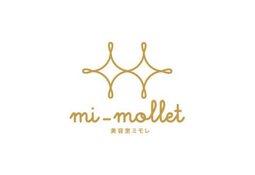 mi-mollet様 ロゴ